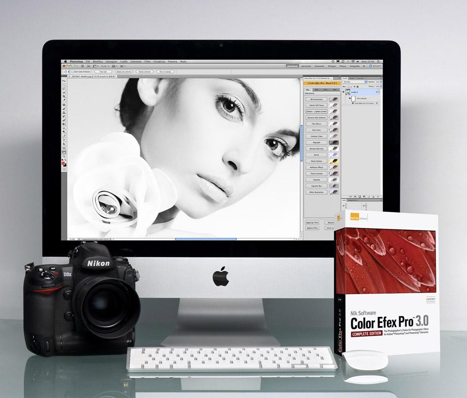 pannello illustrato color efex pro per nik software su adobe photoshop cs5. Black Bedroom Furniture Sets. Home Design Ideas