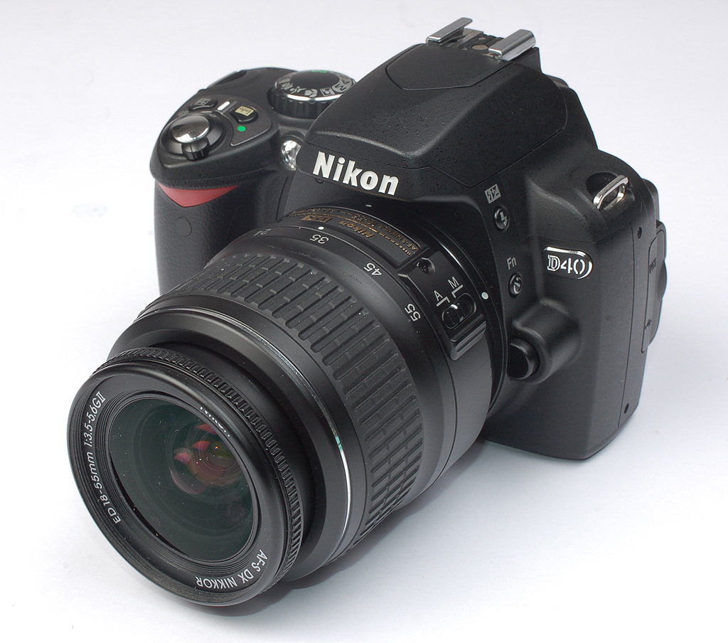 Nikon D40, D40x e comp...