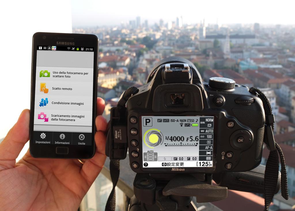 Nikon d3200 e il mondo degli accessori reflex dslr - Scelta dello smartphone ...