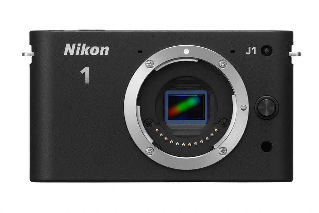 Nikon 1 j1 compatta ad obiettivi intercambiabili alba di una nuova era - Pulizia specchio reflex ...