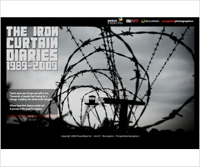 The Iron Curtain Diary 1989-2009