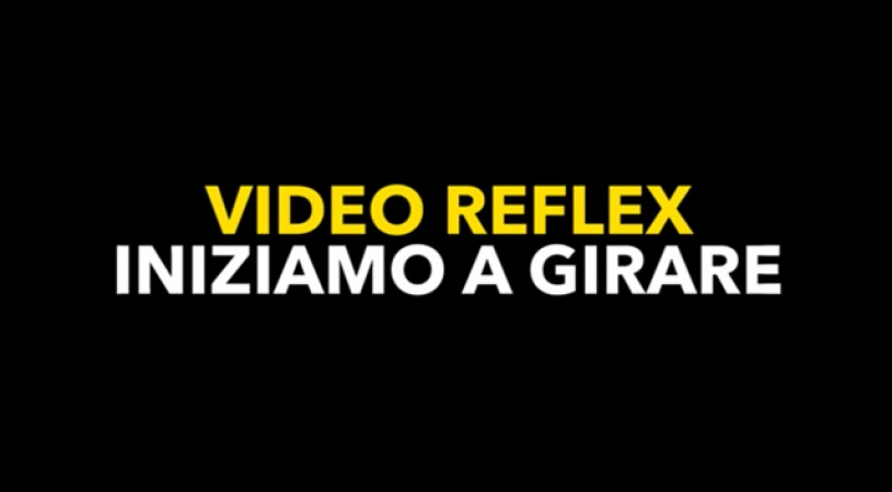 INIZIAMO A GIRARE UN VIDEO
